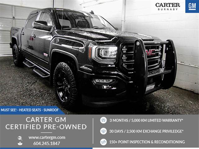2017 GMC Sierra 1500 SLT (Stk: 89-10711) in Burnaby - Image 1 of 24