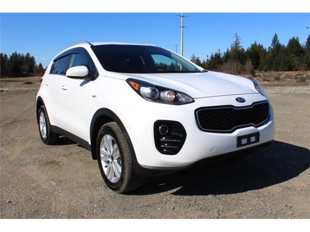 2018 Kia Sportage LX (Stk: J7471435) in Courtenay - Image 1 of 27