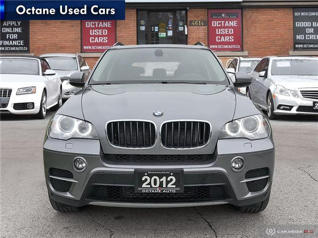 2012 BMW X5 xDrive35i (Stk: ) in Scarborough - Image 2 of 25