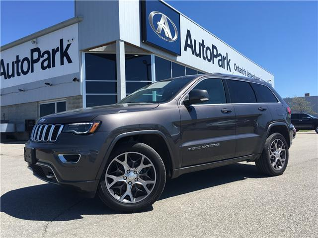2018 Jeep Grand Cherokee Limited (Stk: 18-08034MB) in Barrie - Image 1 of 30
