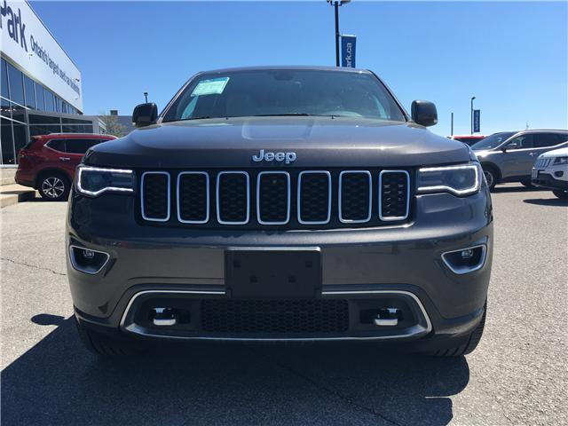 2018 Jeep Grand Cherokee Limited (Stk: 18-08034MB) in Barrie - Image 2 of 30