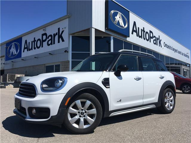 2018 MINI Countryman Cooper (Stk: 18-03998RJB) in Barrie - Image 1 of 27