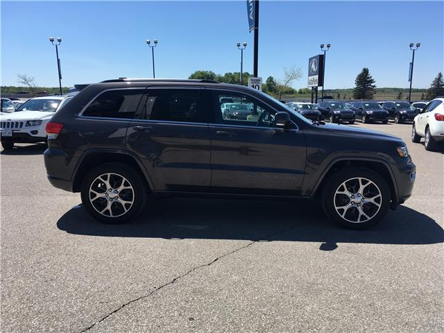 2018 Jeep Grand Cherokee Limited (Stk: 18-08034MB) in Barrie - Image 4 of 30