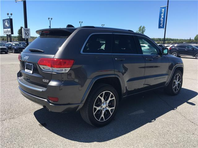 2018 Jeep Grand Cherokee Limited (Stk: 18-08034MB) in Barrie - Image 5 of 30