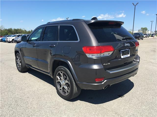2018 Jeep Grand Cherokee Limited (Stk: 18-08034MB) in Barrie - Image 7 of 30