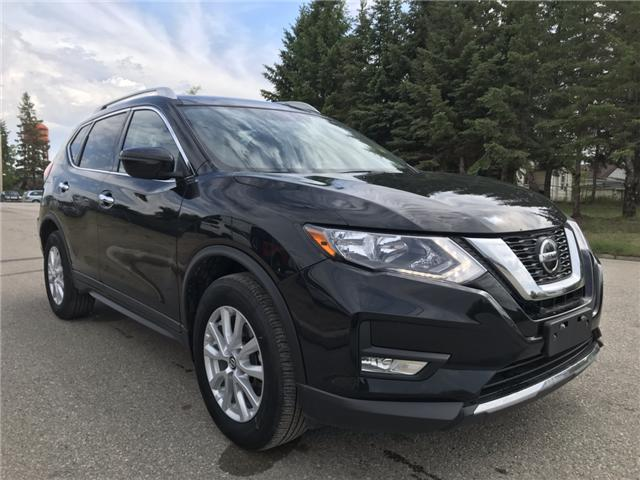 2018 Nissan Rogue SV (Stk: U19-42) in Nipawin - Image 1 of 23