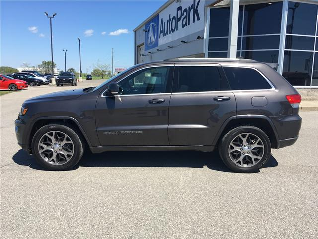 2018 Jeep Grand Cherokee Limited (Stk: 18-08034MB) in Barrie - Image 8 of 30