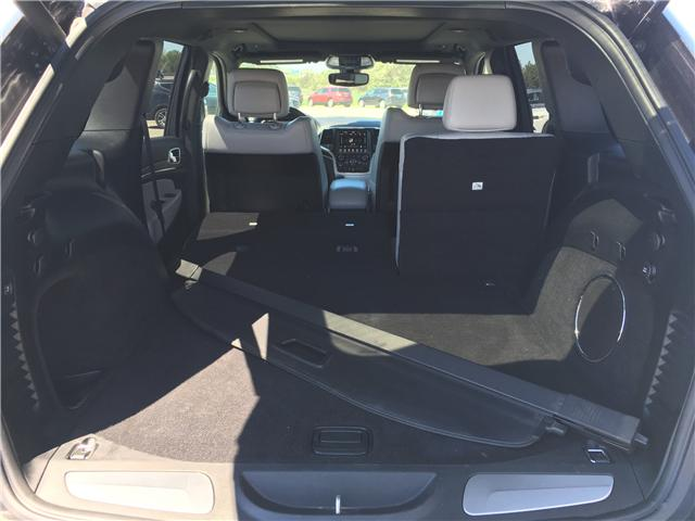 2018 Jeep Grand Cherokee Limited (Stk: 18-08034MB) in Barrie - Image 18 of 30