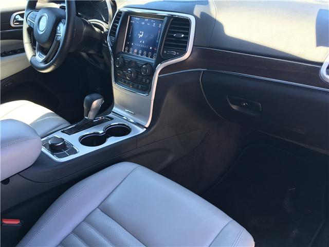 2018 Jeep Grand Cherokee Limited (Stk: 18-08034MB) in Barrie - Image 20 of 30