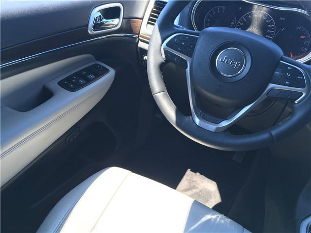 2018 Jeep Grand Cherokee Limited (Stk: 18-08034MB) in Barrie - Image 22 of 30
