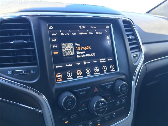 2018 Jeep Grand Cherokee Limited (Stk: 18-08034MB) in Barrie - Image 26 of 30