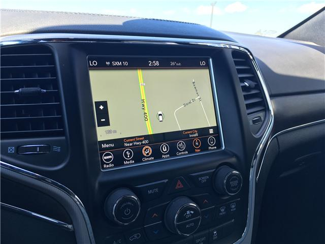 2018 Jeep Grand Cherokee Limited (Stk: 18-08034MB) in Barrie - Image 29 of 30