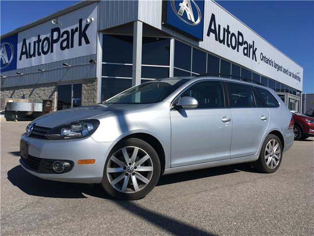 2013 Volkswagen Golf 2.0 TDI Highline (Stk: 13-06370MB) in Barrie - Image 1 of 25