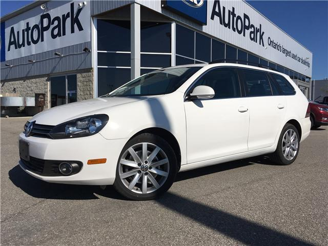 2012 Volkswagen Golf 2.0 TDI Highline (Stk: 12-11723JB) in Barrie - Image 1 of 26