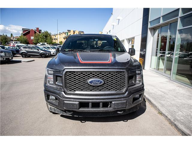 2018 Ford F-150 Lariat (Stk: KK-178A) in Okotoks - Image 2 of 20