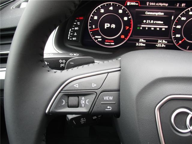 2019 Audi Q7 55 Technik (Stk: 190385) in Regina - Image 22 of 36