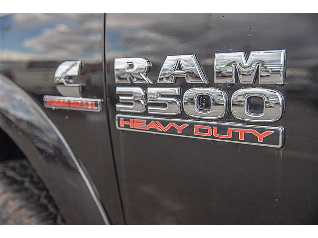 2018 RAM 3500 Laramie (Stk: EE909240) in Surrey - Image 8 of 28