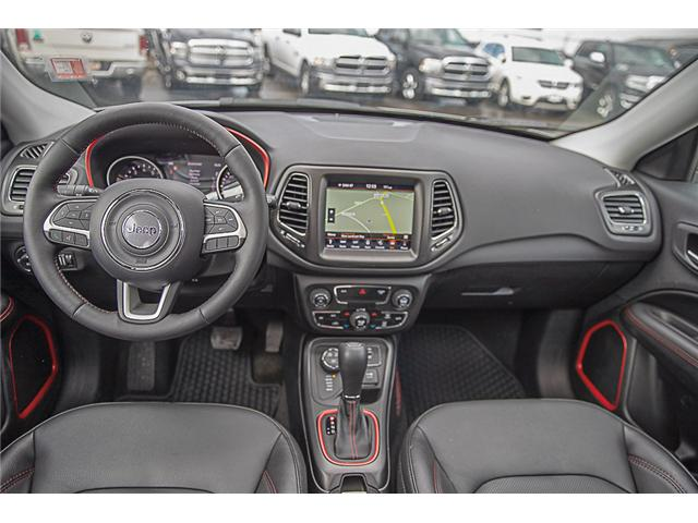 2018 Jeep Compass Trailhawk (Stk: EE909350) in Surrey - Image 13 of 28