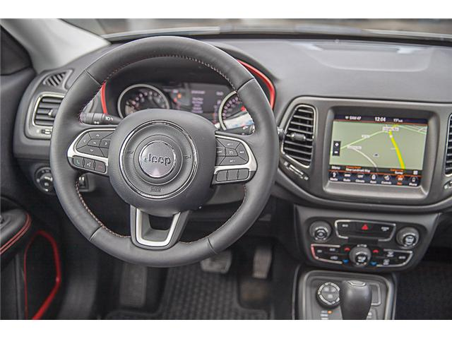 2018 Jeep Compass Trailhawk (Stk: EE909350) in Surrey - Image 14 of 28
