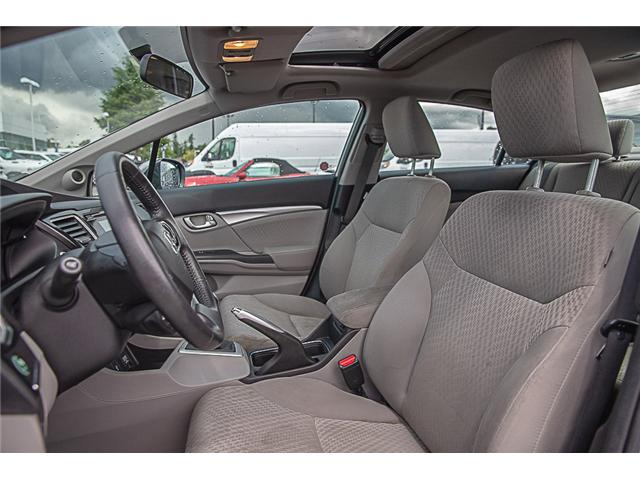 2015 Honda Civic EX (Stk: J259953B) in Surrey - Image 8 of 23