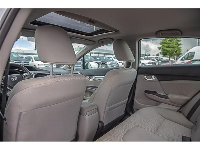 2015 Honda Civic EX (Stk: J259953B) in Surrey - Image 10 of 23