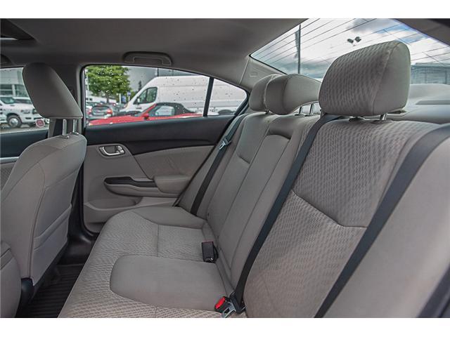 2015 Honda Civic EX (Stk: J259953B) in Surrey - Image 11 of 23
