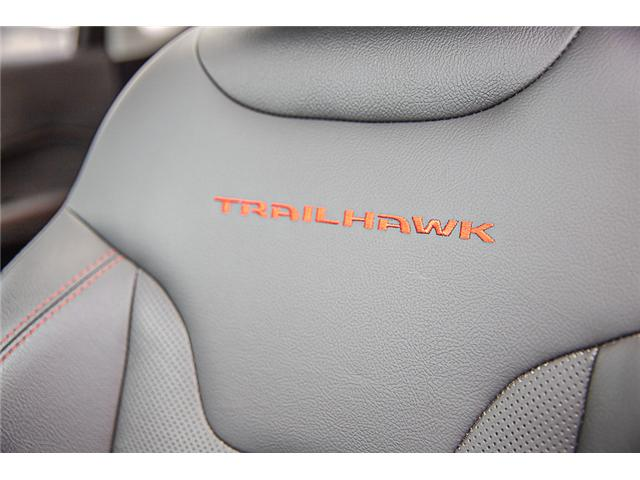2018 Jeep Compass Trailhawk (Stk: EE909350) in Surrey - Image 18 of 28