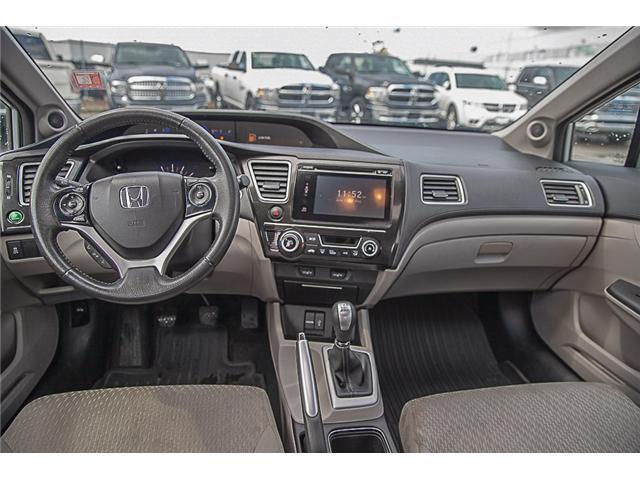 2015 Honda Civic EX (Stk: J259953B) in Surrey - Image 12 of 23