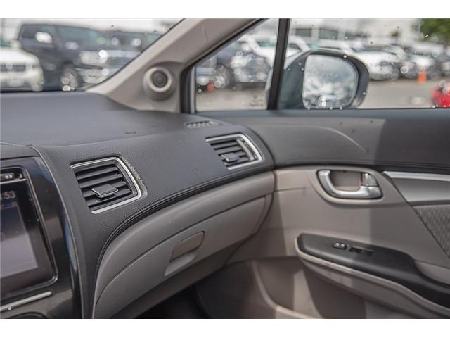 2015 Honda Civic EX (Stk: J259953B) in Surrey - Image 22 of 23