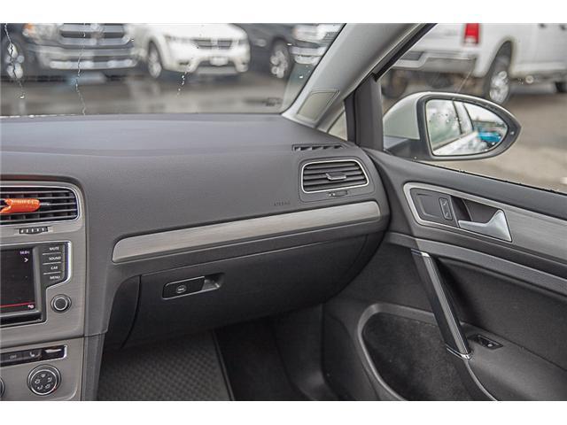 2016 Volkswagen Golf 1.8 TSI Trendline (Stk: J904018A) in Surrey - Image 13 of 22
