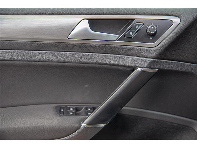 2016 Volkswagen Golf 1.8 TSI Trendline (Stk: J904018A) in Surrey - Image 14 of 22