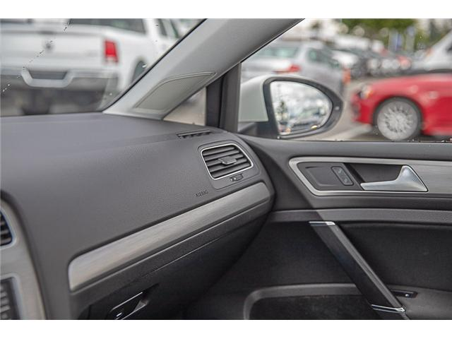 2016 Volkswagen Golf 1.8 TSI Trendline (Stk: J904018A) in Surrey - Image 21 of 22