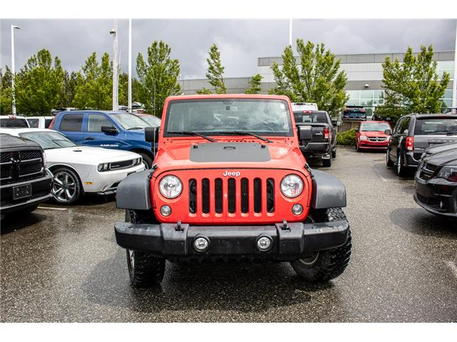 2015 Jeep Wrangler Rubicon (Stk: K626178B) in Abbotsford - Image 2 of 28