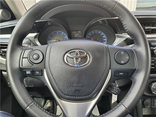2015 Toyota Corolla S (Stk: M19217A) in Saskatoon - Image 10 of 23