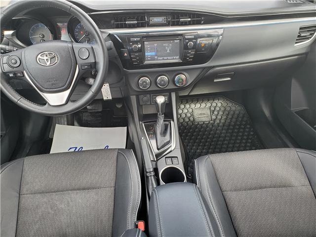 2015 Toyota Corolla S (Stk: M19217A) in Saskatoon - Image 16 of 23