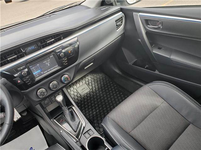2015 Toyota Corolla S (Stk: M19217A) in Saskatoon - Image 15 of 23