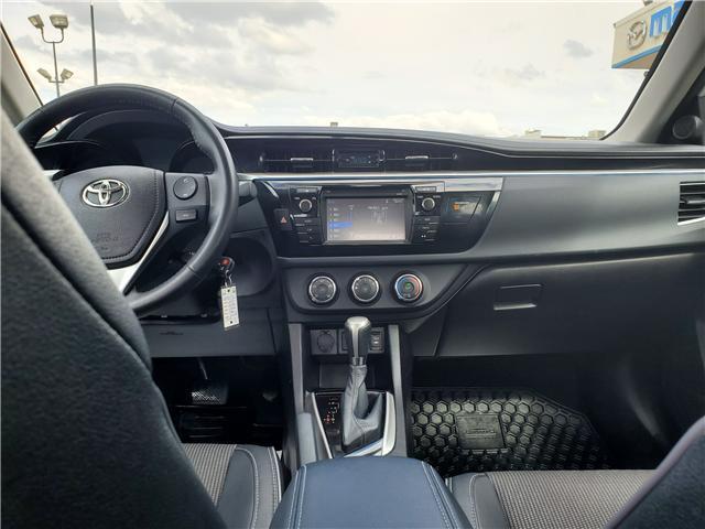 2015 Toyota Corolla S (Stk: M19217A) in Saskatoon - Image 18 of 23