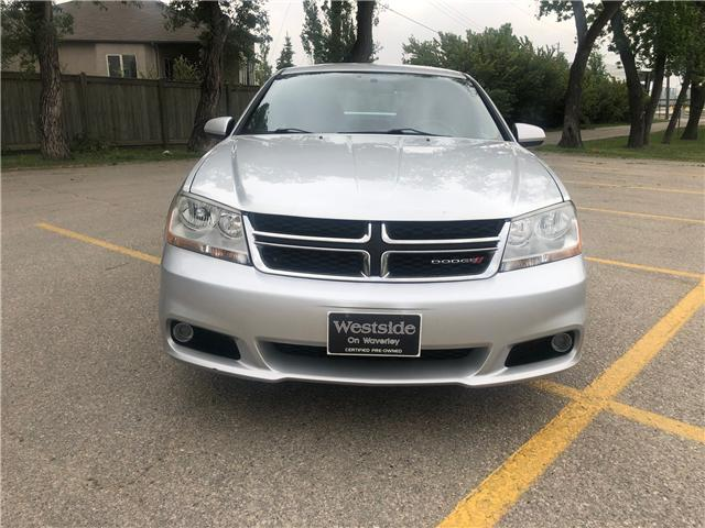 2012 Dodge Avenger SXT (Stk: 9919.0) in Winnipeg - Image 2 of 24