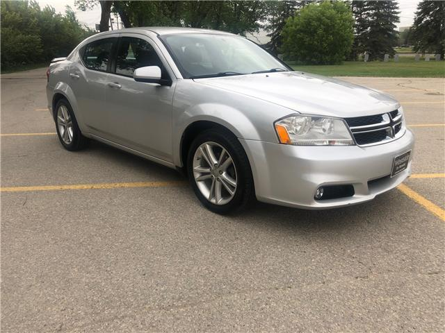 2012 Dodge Avenger SXT (Stk: 9919.0) in Winnipeg - Image 1 of 24