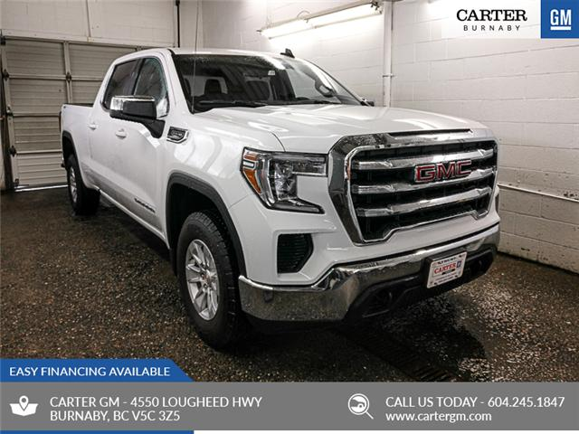 2019 GMC Sierra 1500 SLE (Stk: 89-13710) in Burnaby - Image 1 of 11