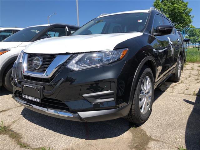 2019 Nissan Rogue SV (Stk: RO19-203) in Etobicoke - Image 1 of 5