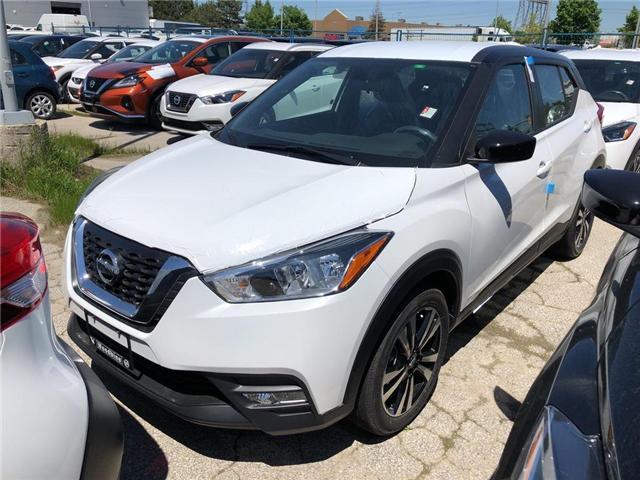 2019 Nissan Kicks SV (Stk: KC19-052) in Etobicoke - Image 1 of 5