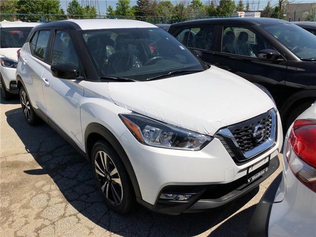 2019 Nissan Kicks SV (Stk: KC19-052) in Etobicoke - Image 2 of 5
