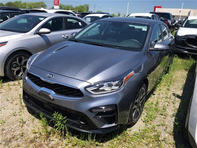 2019 Kia Forte EX (Stk: 902035) in Burlington - Image 1 of 5
