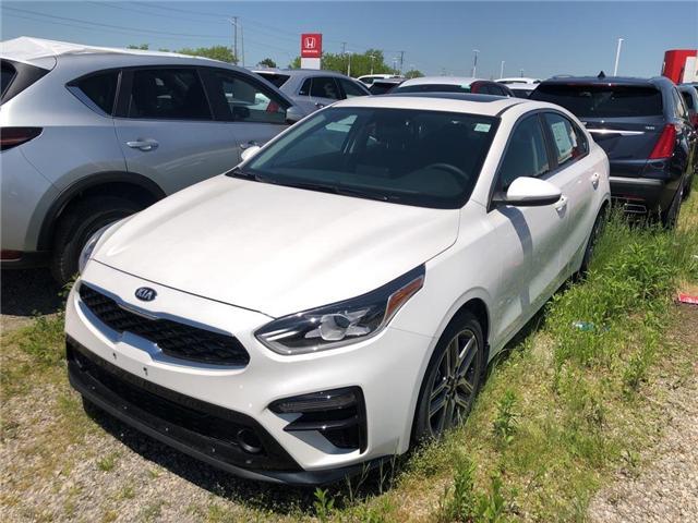 2019 Kia Forte EX (Stk: 902043) in Burlington - Image 1 of 5