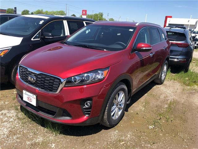 2019 Kia Sorento 3.3L LX (Stk: 907096) in Burlington - Image 1 of 5