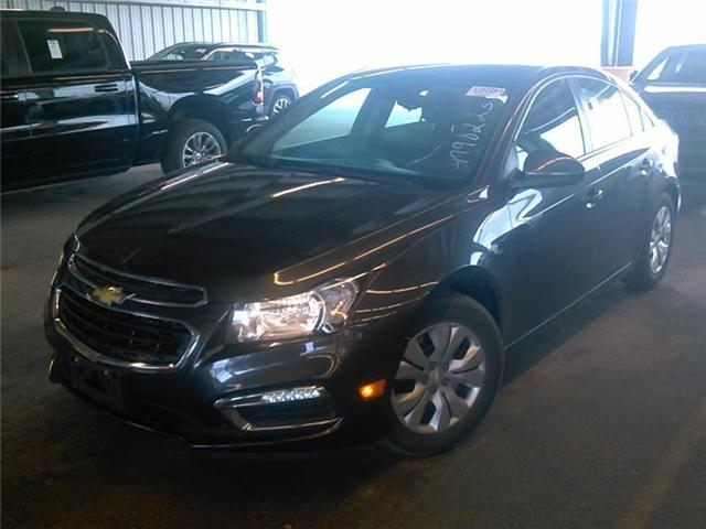 2015 Chevrolet Cruze 1LT (Stk: 186383) in Brampton - Image 1 of 3