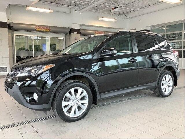 2013 Toyota RAV4 Limited (Stk: P19035) in Kingston - Image 1 of 28
