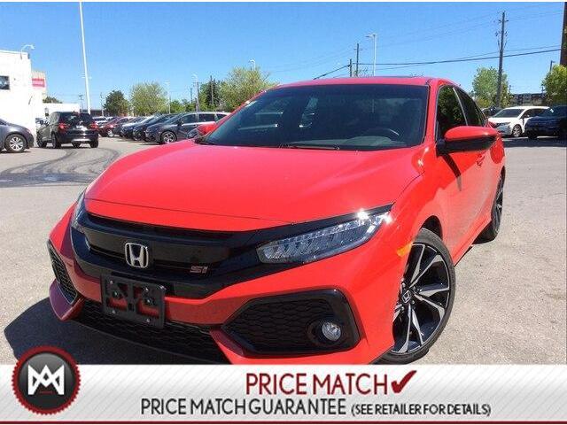 2018 Honda Civic Si (Stk: P4614) in Ottawa - Image 1 of 24