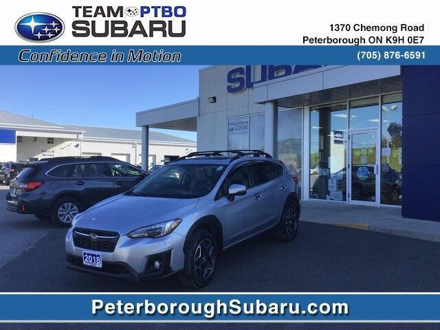 2018 Subaru Crosstrek Limited (Stk: SP0239) in Peterborough - Image 1 of 17